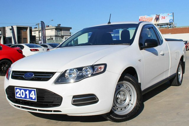 Used Ford Falcon EcoLPi Ute Super Cab, Coburg North, 2014 Ford Falcon EcoLPi Ute Super Cab Utility
