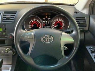 2009 Toyota Kluger KX-R (FWD) 7 Seat Wagon.