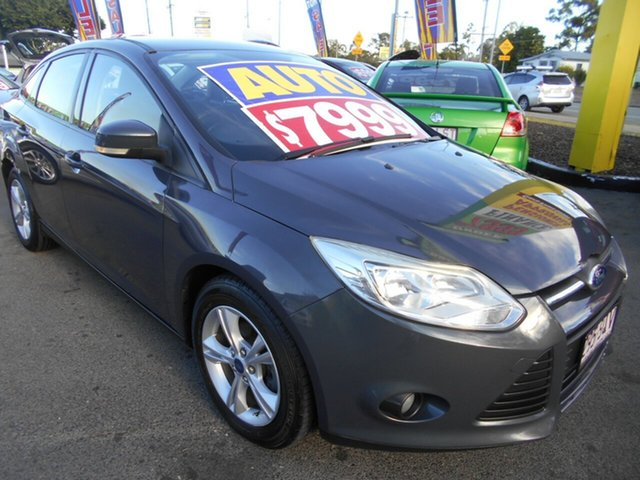 Used Ford Focus Trend PwrShift, Slacks Creek, 2012 Ford Focus Trend PwrShift Sedan