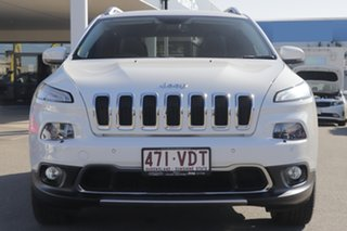 2014 Jeep Cherokee Limited Wagon.