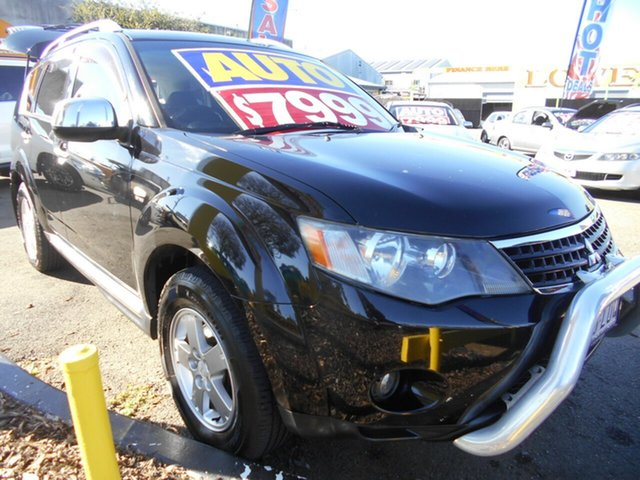 Used Mitsubishi Outlander Activ, Slacks Creek, 2009 Mitsubishi Outlander Activ Wagon