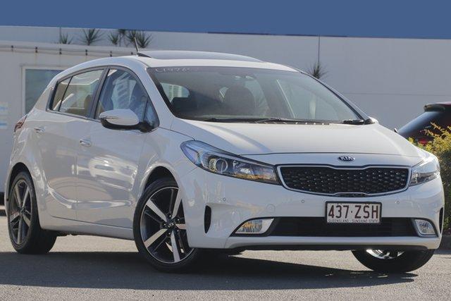 Used Kia Cerato SLi, Bowen Hills, 2017 Kia Cerato SLi Hatchback
