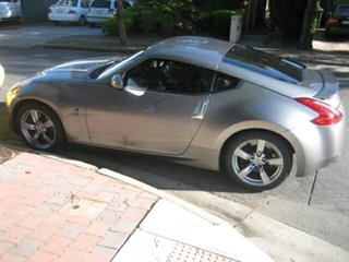 2010 Nissan 370Z Coupe.