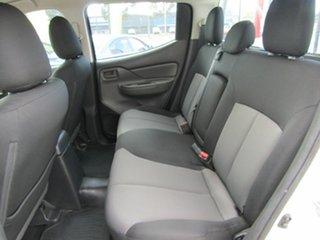 2016 Mitsubishi Triton GLX Double Cab 4x2 Utility.