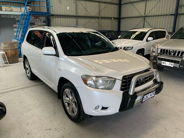 Used Toyota Kluger KX-S AWD, Lonsdale, 2010 Toyota Kluger KX-S AWD Wagon