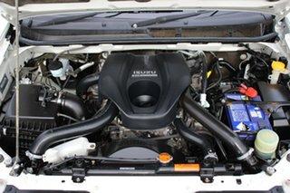 2014 Isuzu D-MAX SX Cab Chassis.