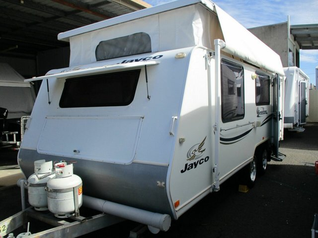 Used Jayco Freedom 55.66-3, Pialba, 2005 Jayco Freedom 55.66-3 Pop-top