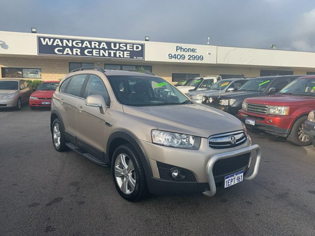 Used Holden Captiva 7 CX (4x4), Wangara, 2012 Holden Captiva 7 CX (4x4) Wagon