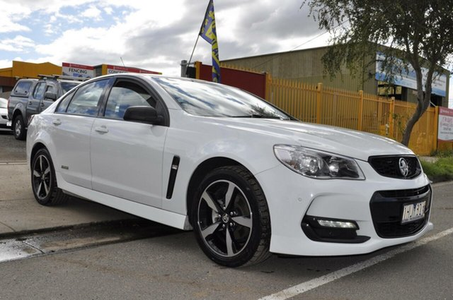 Used Holden Commodore SV6 Black Edition, Hoppers Crossing, 2016 Holden Commodore SV6 Black Edition Sedan