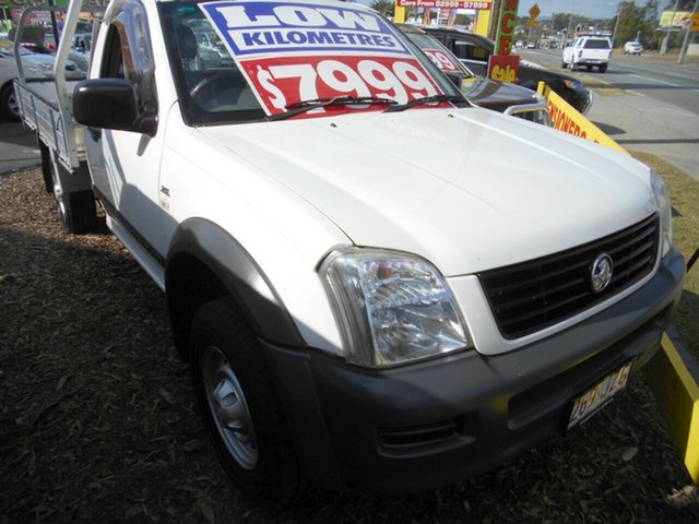 Used Holden Rodeo LX 4x2, Slacks Creek, 2007 Holden Rodeo LX 4x2 Cab Chassis