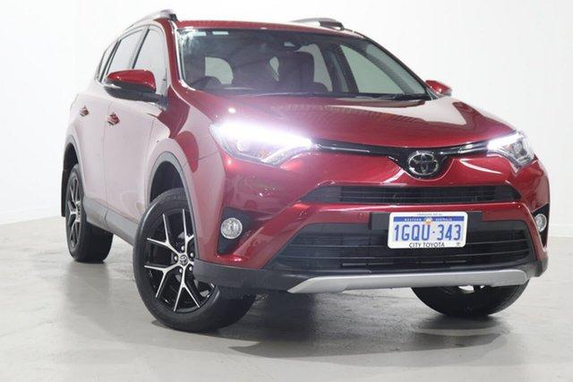 Used Toyota RAV4 GXL 2WD, Northbridge, 2018 Toyota RAV4 GXL 2WD Wagon