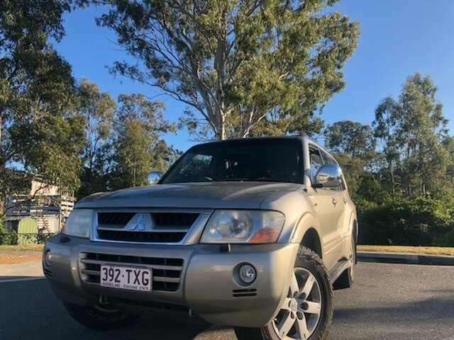 Used Mitsubishi Pajero Exceed, Kingston, 2004 Mitsubishi Pajero Exceed Wagon
