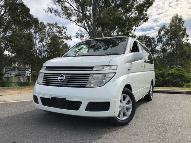 Used Nissan Elgrand, Kingston, 2003 Nissan Elgrand Wagon