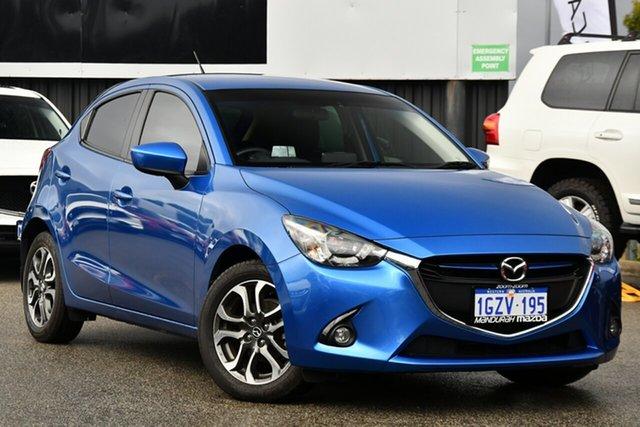 Used Mazda 2 Genki, Mandurah, 2016 Mazda 2 Genki Hatchback