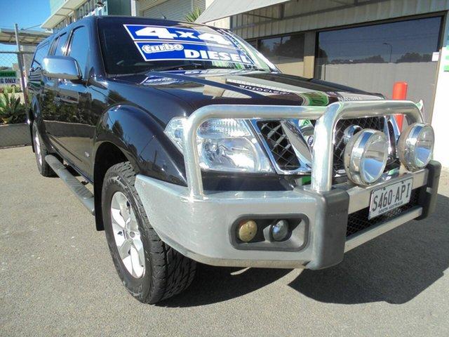 Used Nissan Navara ST-X 550, Edwardstown, 2011 Nissan Navara ST-X 550 Utility