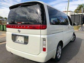 2003 Nissan Elgrand Wagon.
