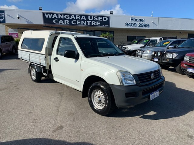 Used Holden Rodeo DX, Wangara, 2004 Holden Rodeo DX Cab Chassis