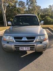 2004 Mitsubishi Pajero Exceed Wagon.