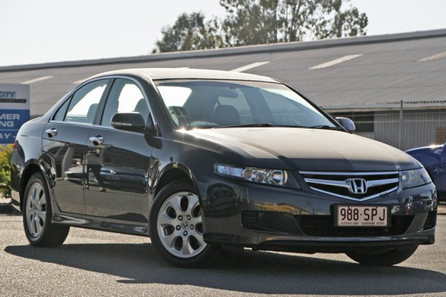 Used Honda Accord Euro, Toowong, 2007 Honda Accord Euro Sedan