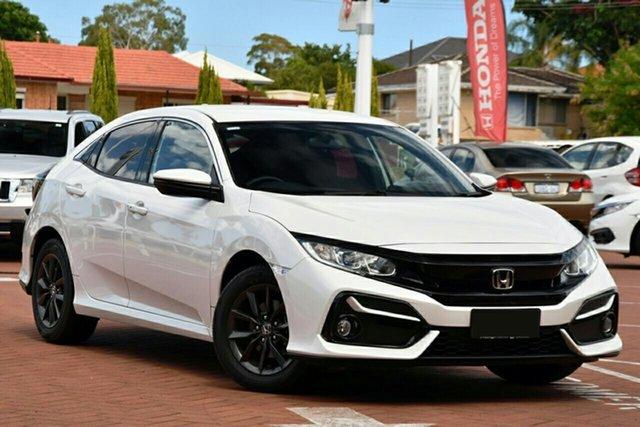 Discounted New Honda Civic VTi-S, Narellan, 2020 Honda Civic VTi-S Hatchback