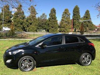2016 Hyundai i30 SR Premium Hatchback.