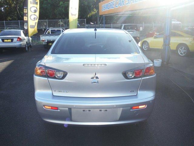 Used Mitsubishi Lancer ES, East Lismore, 2012 Mitsubishi Lancer ES CJ MY13 Sedan