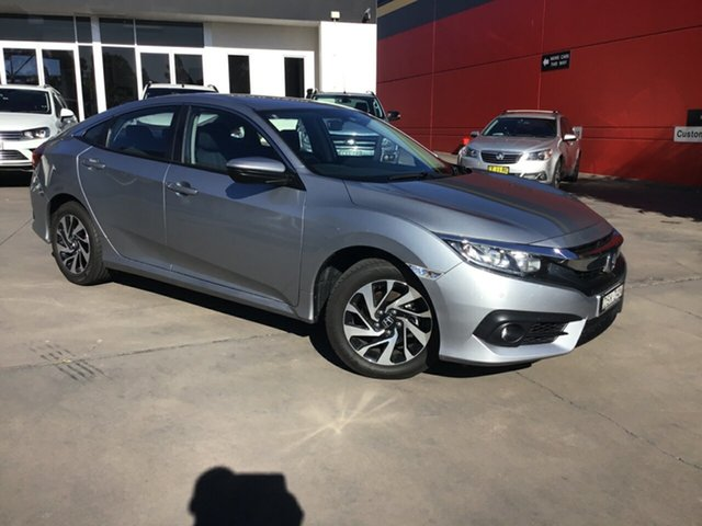 Used Honda Civic VTi-S, Narellan, 2017 Honda Civic VTi-S Sedan