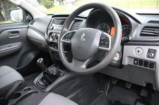 2015 Mitsubishi Triton GLX 4x2 Cab Chassis.