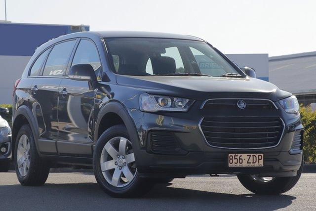Used Holden Captiva LS 2WD, Toowong, 2016 Holden Captiva LS 2WD Wagon