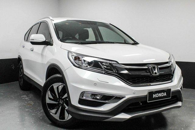 Used Honda CR-V VTi-L 4WD, Cardiff, 2017 Honda CR-V VTi-L 4WD Wagon