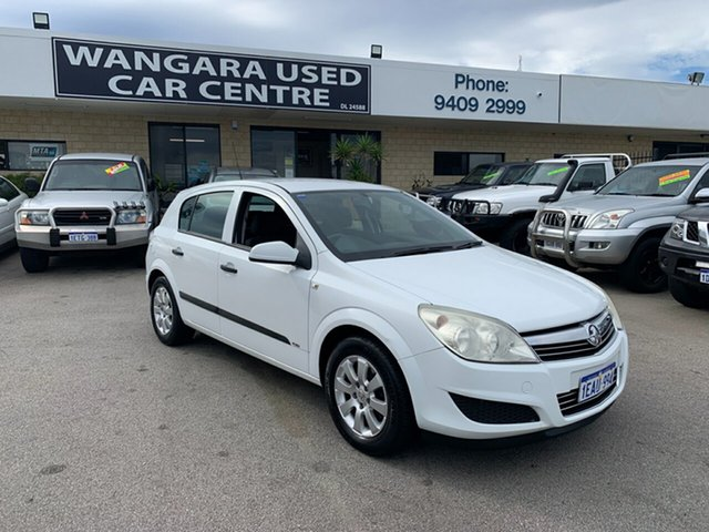 Used Holden Astra CD, Wangara, 2007 Holden Astra CD Hatchback