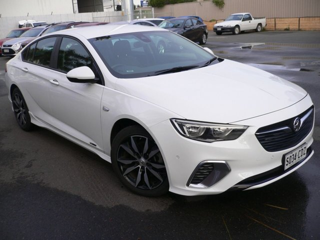 Used Holden Commodore RS Liftback AWD, St Marys, 2018 Holden Commodore RS Liftback AWD Liftback