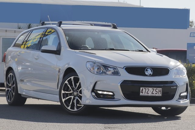 Used Holden Commodore SS V Sportwagon, Rocklea, 2016 Holden Commodore SS V Sportwagon Wagon