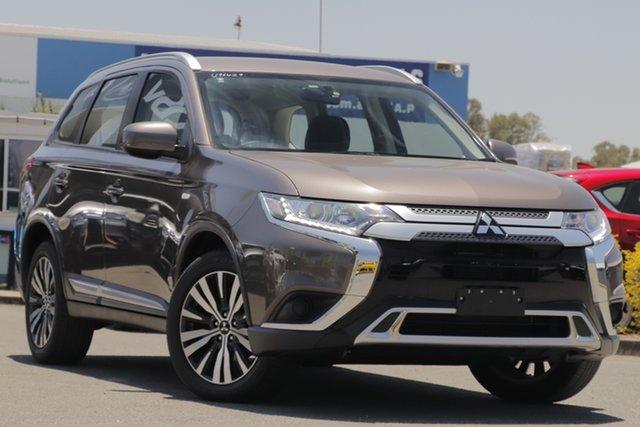 Used Mitsubishi Outlander ES 2WD, Rocklea, 2018 Mitsubishi Outlander ES 2WD Wagon