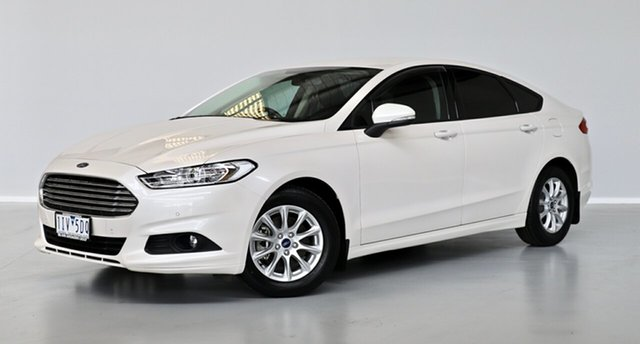 Used Ford Mondeo Ambiente PwrShift, Thomastown, 2016 Ford Mondeo Ambiente PwrShift Hatchback