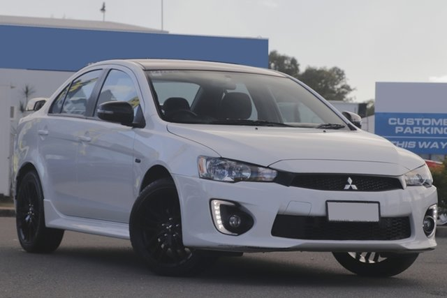 Used Mitsubishi Lancer Black Edition, Bowen Hills, 2017 Mitsubishi Lancer Black Edition Sedan