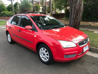 2003 Ford Focus LX Hatchback.
