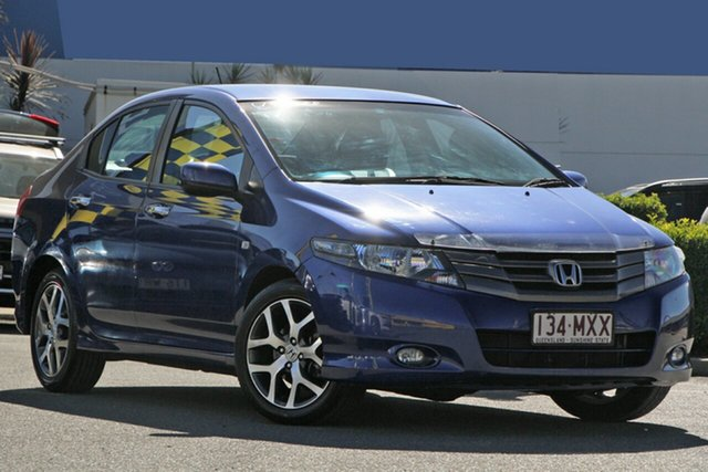 Used Honda City VTi-L, Toowong, 2010 Honda City VTi-L Sedan