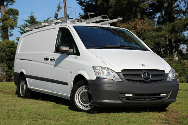Used Mercedes-Benz Vito 113CDI LWB, Officer, 2013 Mercedes-Benz Vito 113CDI LWB Van
