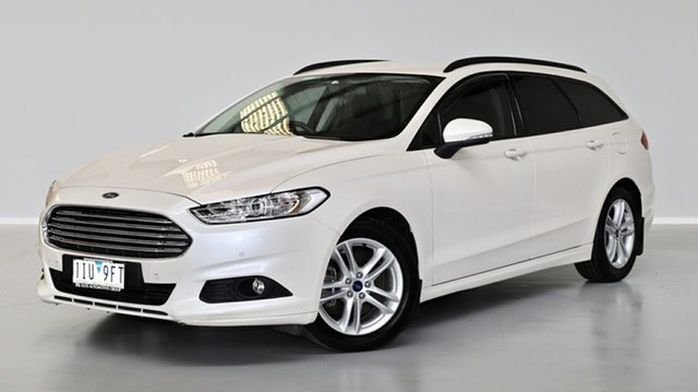 Used Ford Mondeo Ambiente PwrShift, Thomastown, 2016 Ford Mondeo Ambiente PwrShift Wagon