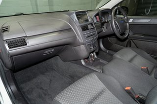 2015 Ford Falcon (LPi) Cab Chassis.