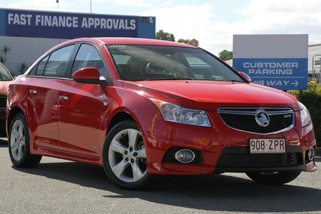Used Holden Cruze SRi-V, Toowong, 2012 Holden Cruze SRi-V Sedan