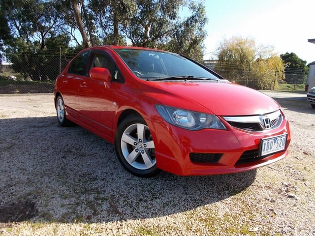Discounted Used Honda Civic VTi-L, Bayswater, 2009 Honda Civic VTi-L Sedan