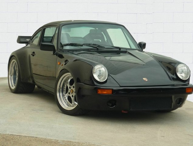 Used Porsche 930 Turbo, Moorooka, 1983 Porsche 930 Turbo Coupe