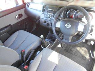 2008 Nissan Tiida ST Plus Sedan.