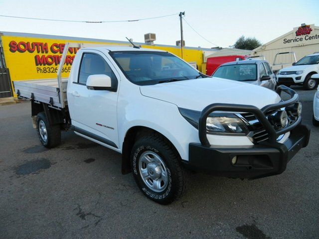 Used Holden Colorado LS, Morphett Vale, 2017 Holden Colorado LS Utility
