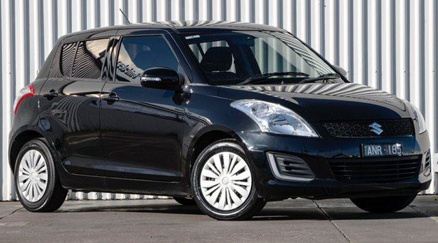 Used Suzuki Swift GL, Sebastopol, 2016 Suzuki Swift GL Hatchback