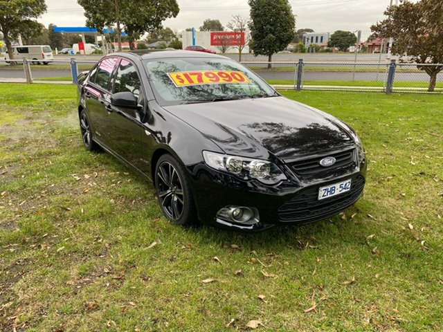 Used Ford Falcon XR6 Limited Edition, Cranbourne, 2012 Ford Falcon XR6 Limited Edition Sedan