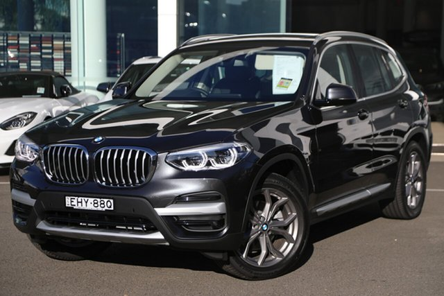 Demonstrator, Demo, Near New BMW X3 sDrive20i xLine, Brookvale, 2020 BMW X3 sDrive20i xLine Wagon