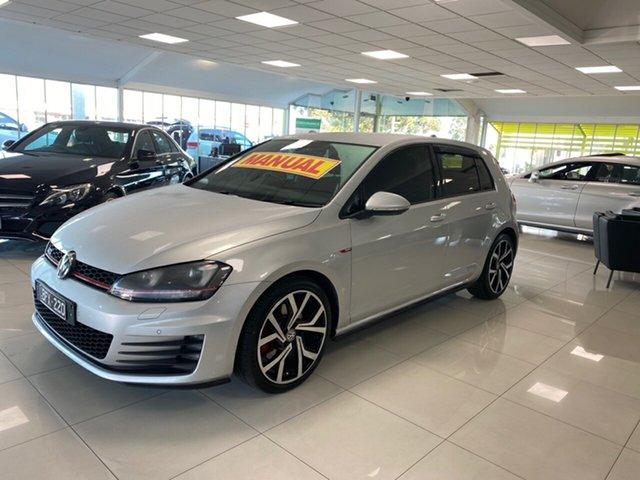 Used Volkswagen Golf GTi, Cranbourne, 2016 Volkswagen Golf GTi Hatchback